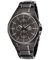 Casio Edifice Mens Sports Watch Ef339bk-1a1v