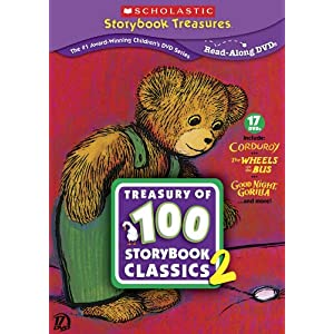 SCHOLASTIC TREASURY OF 100 STORYBOOK CLASSICS #2, THE 5