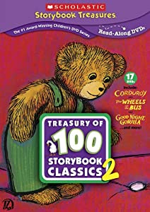 Scholastic Storybook Treasures: Treasury of 100 Storybook Classics Two