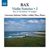 echange, troc  - Arnold Bax : Sonates pour violon / Vol. 2