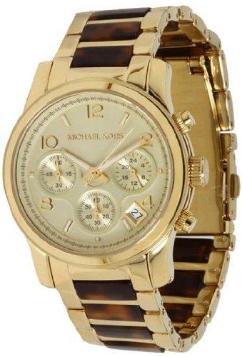 Michael Kors Women's Quartz Watch Runway Chronograph MK5659