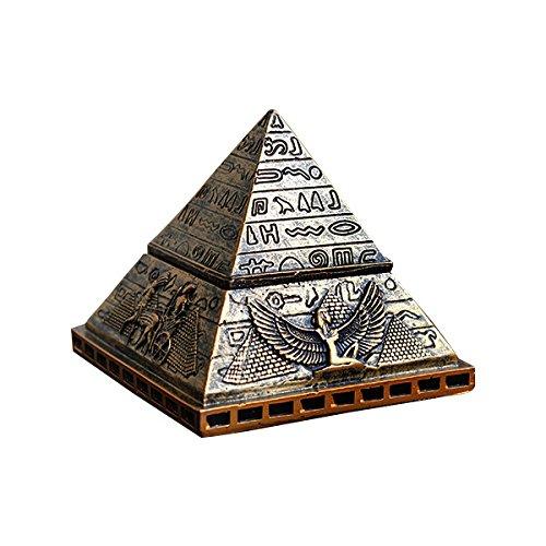 arne エジプトオブジェ 置物 インテリア ディスプレイ 景品 Sサイズ ピラミッド-S