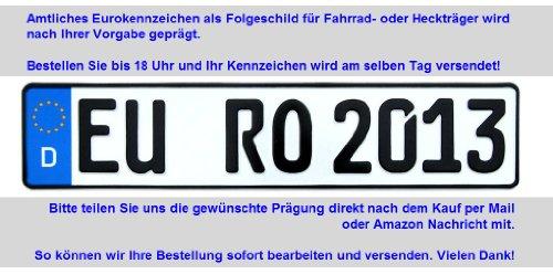 KFZ-Kennzeichen-fr-Fahrradtrger-EURO-Folgekennzeichen-520-x-110-mm