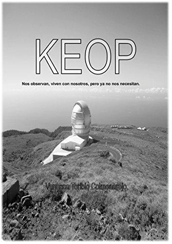 Portada del libro Keop de Vanessa Toribio Colmenarejo