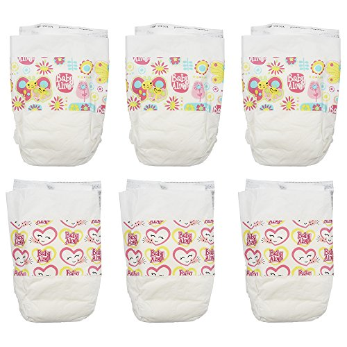 Baby Alive Diapers Pack - 1