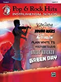 Todays Pop & Rock Hits Instrumental Solos: Trumpet (Book & CD) (Alfreds Instrumental Play-Along)