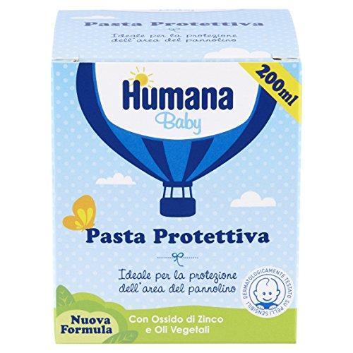 Humana Pasta Protettiva Vaso - 200 ml
