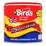 Bird's Custard Powder Original 300g -...