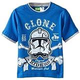 Star Wars Little Boys' Star Wars Clone Riders T-Shirt