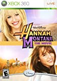 echange, troc XBOX 360 HANNAH MONTANA THE MOVIE [Import américain]