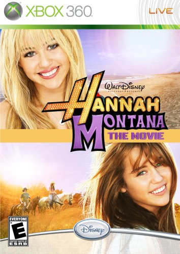 Walt Disney Pictures Presents Hannah Montana The Movie - Xbox 360 - 1