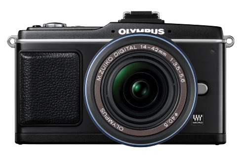 Olympus PEN E-P2 (with 14-42mm Lens)