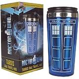 Doctor Who TARDIS 16 oz. Travel Mug