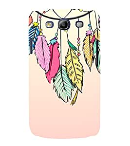EPICCASE Hanging Leaves Mobile Back Case Cover For Samsung Galaxy S3 Neo (Designer Case)