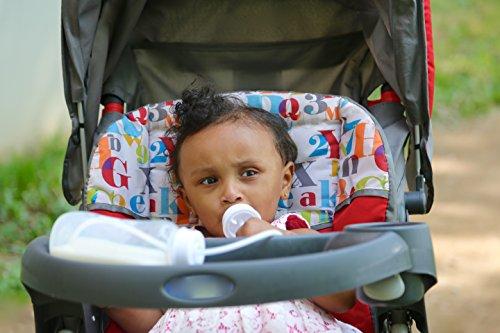Lil Jumbl Hands-Free Baby Bottle Feeding System