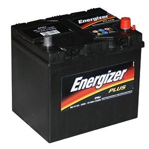 Batterie / Autobatterie / Starterbatterie / ENERGIZER Plus / EP60J / 60Ah