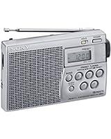 Sony Radio numérique portable compacte FM/AM ICF-M260