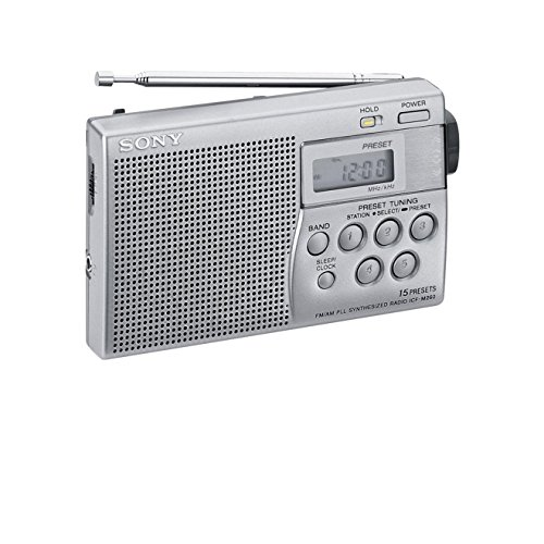 sony-icf-m260-radio-digital-portatil-fm-am-15-presintonias-funcion-reloj-color-plateado