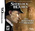Sherlock Holmes: The Mystery Of The Mummy by Dreamcatcher Interactive