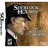 Sherlock Holmes: The Mystery Of The Mummy - Nintendo DS