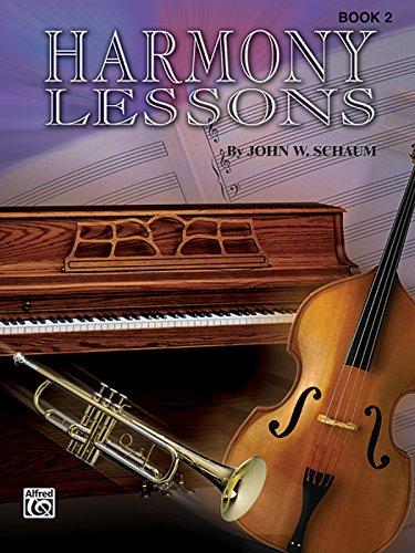 Harmony Lessons, Book 2 (Schaum Method Supplement)