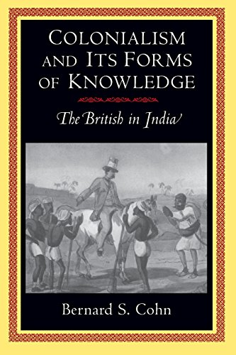 Colonialism and Its Forms of Knowledge PDF