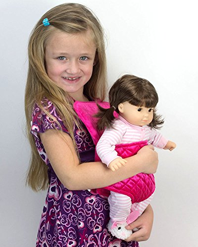 Doll Carrier for 15 Inch Baby or 18 Inch Dolls by Sophia
