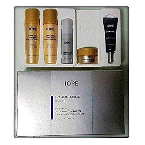 iope-bio-retinol-super-vital-anti-aging-trial-5pcs-kit