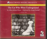 img - for The Cat Who Went Underground Unabridged Audiobook (The Cat Who ... Mystery Series, Book 9) book / textbook / text book