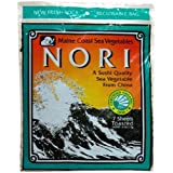 Maine Coast Sea Vegetables  Nori, Toasted Sheets, 7 Count Package