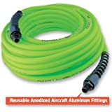 "Legacy HFZP1425YW2 Flexzilla Pro 1/4"" x 25 Ft Air Hose"