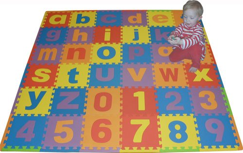 Numbers Foam We Sell Mats Lowercase 36 Sq Ft Alphabet