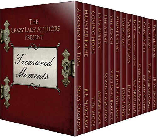Treasured Moments by Multiple ebook deal