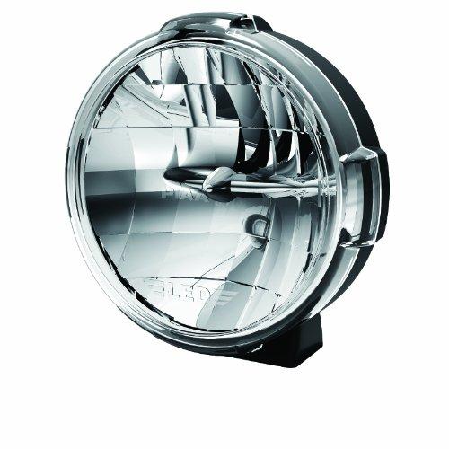 100W Halogen Driver side WITH install kit -Chrome 6 inch 2006 Scion xA Post mount spotlight