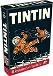 Tintin : 6 aventures int�grales - Cof...