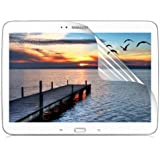 IVSO® 3 Pack of Premium Crystal Clear Screen Protectors for Samsung Galaxy Tab 3 10.1 Tablet (3 Pack)