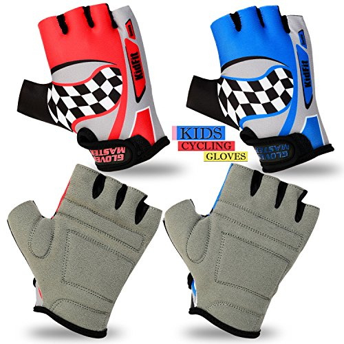 children-cycling-gloves-padded-kids-bicycle-bmx-half-finger-mtb-cycle-gloves-kids-cycling-protective