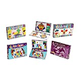 Trendbend Combo Of Spell Master And Mosaic Fun Game Set (multicolor)