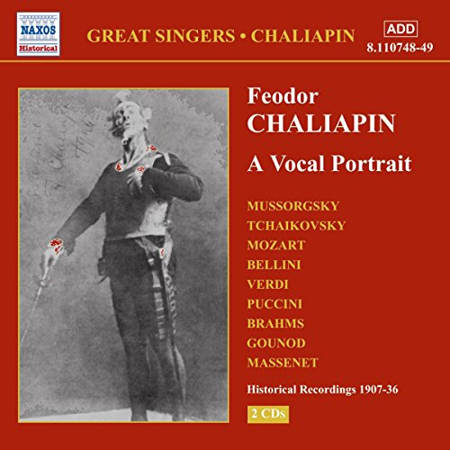Great Singers: Chaliapin a Vocal Portrait (Great Russian Symphonies compare prices)