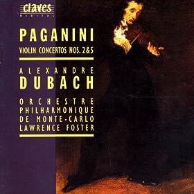 Paganini: Violin Concertos No. 2 & 5