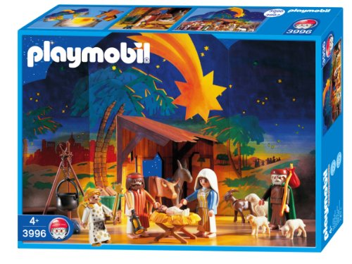 playmobil weihnachten weihnachtkrippe 3996 preisvergleich. Black Bedroom Furniture Sets. Home Design Ideas