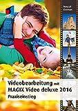 Image de Videobearbeitung mit MAGIX Video Deluxe 2016 (mitp Grafik)