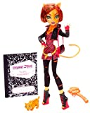 Mattel X4634 - Monster High, Bambola Toralei