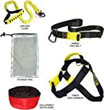 Fusion Pets K9 Hands Free Fitness Pack, 31 to 125-Pound