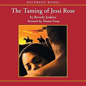 The Taming of Jessi Rose Audiobook