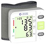 Clinical Automatic Blood Pressure Monitor FDA Approved by Generation Guard with Large Screen Display and Adjustable Arm Cuff