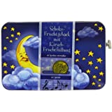 Wicklein Chocolate Covered Lebkuchen with Sour Cherry Filling in Musical Tin 160 g