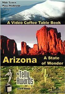 Amazoncom a video coffee table book arizona a state of for Coffee table books amazon