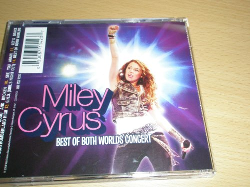 Miley Cyrus - Hannah Montana Best Of Both Worlds Concert - Zortam Music