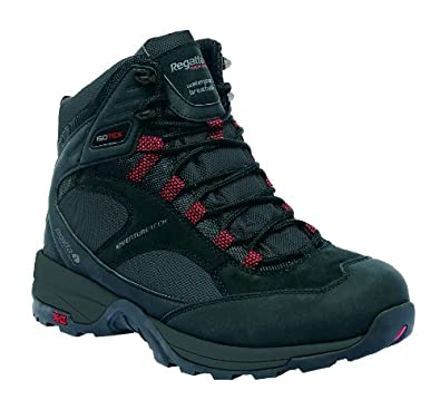 Regatta Trailridge Men's Walking Boot (12, Black/Senator)